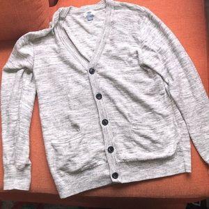 Men's 100% Cotton Cardigan